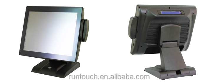 Runtouch RT-6800 New True Flat Touch Screen POS System - TOP 1