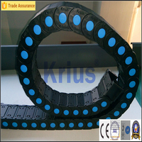 pvc electrical channel for plastic cable holder chain