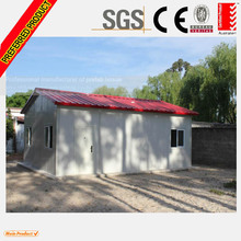 low cost steel prefab house made in china