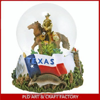 Houston Snow Globe/Houston City Snow Globe/High Quality Houston Snow Ball