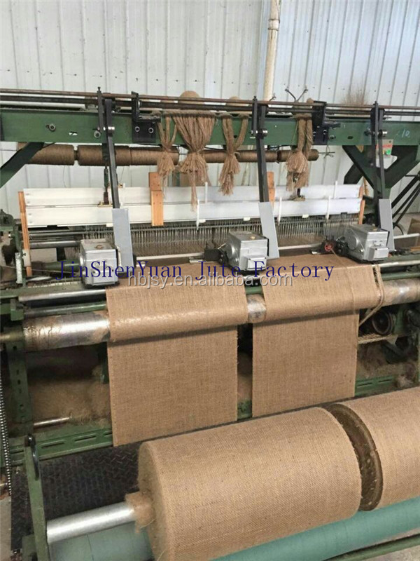 Free sample Natural Burlap / Hessian Jute Fabric / cloth cheap price