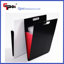 Office & School Stationery Custom Creative High Quality PP Wallet Folder File Bag Expanding Folder