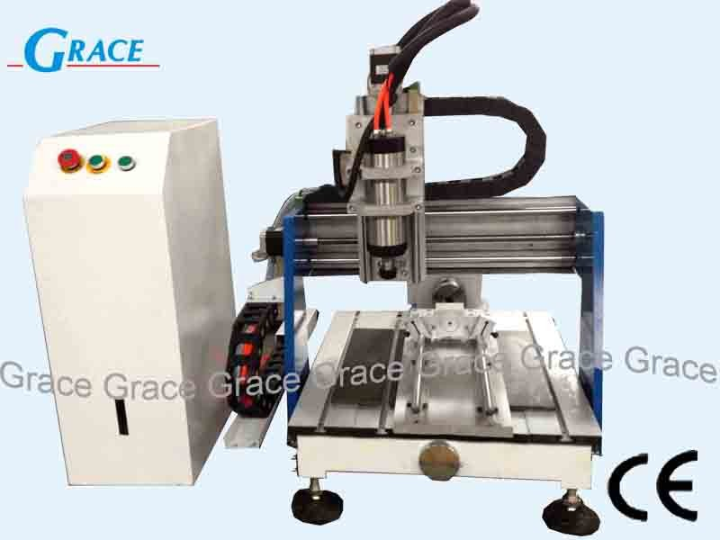 G4040 mini cnc router for metal