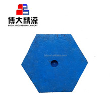 apply to sand making machinery VSI SDK RP109 crusher parts of distributor plate for sale
