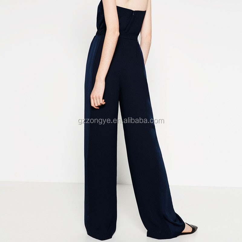 off shoulder long pictures of sexy girls rompers jumpsuits women 2016