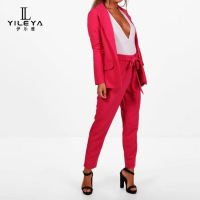 Oem women suit pants,ladies office suit design,office suits for women