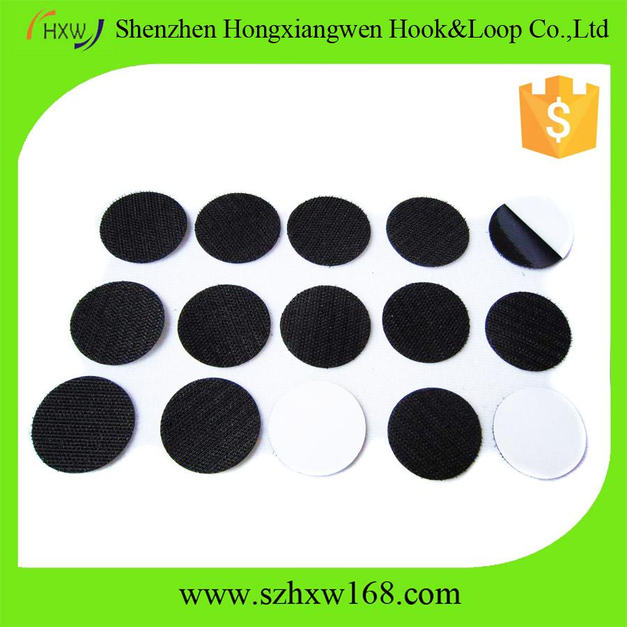 Adhesive glue Hook loop tape