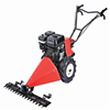 4-stroke gasoline scythe mower for cut grass