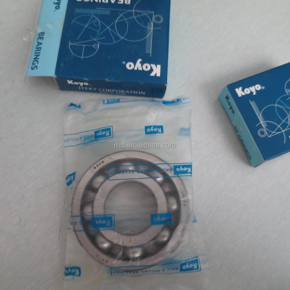 Original koyo bearing 6307 cm ball bearing 6307cm buy for Motor bearing cross reference