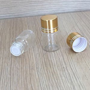 Free Sample Multifunction Glass Medical Vials