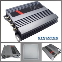 SYNCOTEK RFID Door Access Control Motor Barcode Reader Automatic Gate Machine