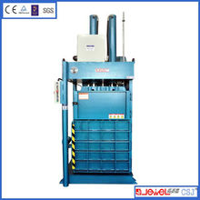 JEWEL Hydraulic Aluminum Cans Recycling Press Baler Machine With Best Reliability