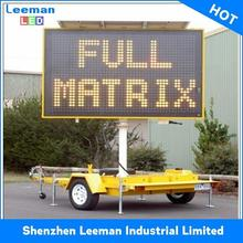 lamp usa message display board rs232 led signs full color