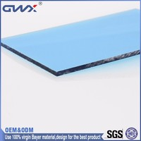 UV-Protection Plastic Building Materials Balcony Roof Covering