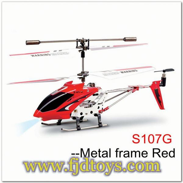 S107G syma scale rc helicopter