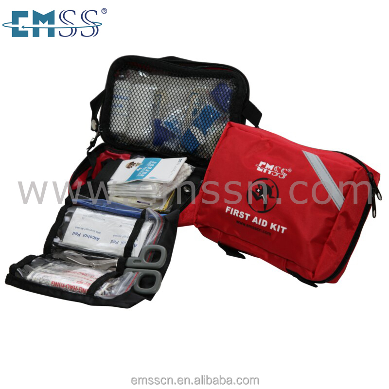 2017 top quality medical equipment first aid kit car for sale