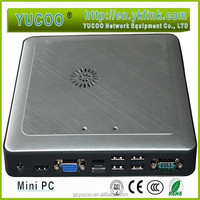 portable low power consumption windows tablet mini pc DC 12V/3A