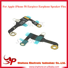 For iphone 5s Earphone Speaker Flex Cable alibaba express in China