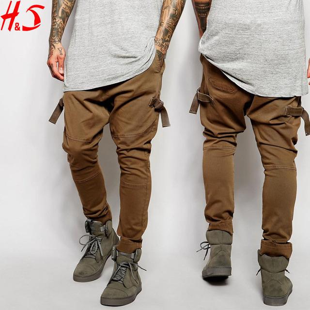 latest fashion plank cargo pants men latest design side pockets mens chino pants trousers
