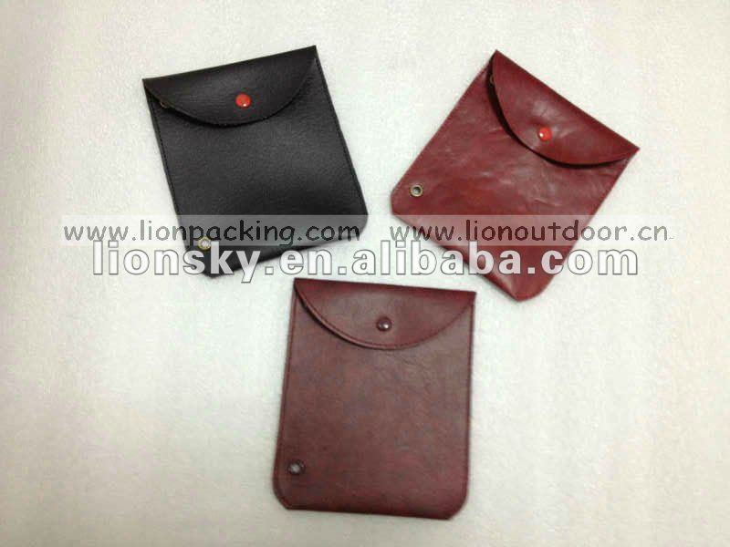 pouch leather case for samsung galaxy tab