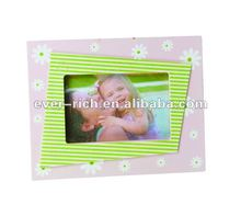 Promotional MDF picture frame wooden photo frame for children gifts Christmas gift