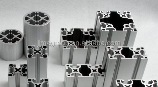 high quality of <strong>Aluminum</strong> alloy profiles for airplane/aerospace/railway transportation/automtive/marine/building/construction