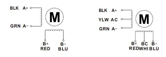 nema 17 encoder stepper motor 42mm stepping motor