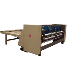 Rotary slotter machine/paperboard slotting die cutting machine/carton machine CE ISO9001