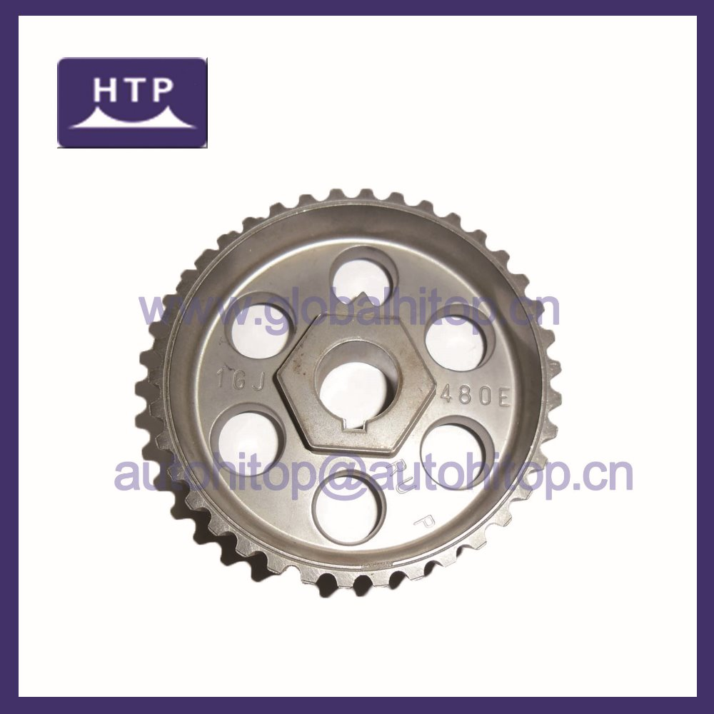 Hot sale engine parts camshaft timing gear for Chery 480