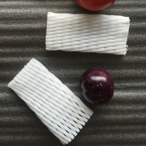 high quality colorful epe foam fruit protective packaging netting for fresh plum using