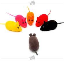 Redhill Funny Rat Voice Mice Realistic Mouse Toy For Novelty Dog, Cat Toys with Voice, Pet Toys