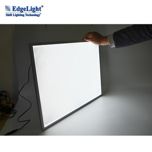 10mm led backlight panel for advertising display