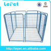 metal wire dog play pen enclosure fencepen