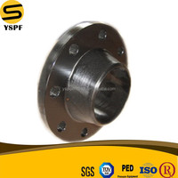 ansi b16.5 pipe forged flange wn rtj Ring Type Joint flange