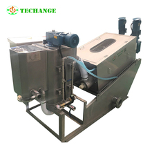 Affordable price Water treatment sludge dewatering machine filter press