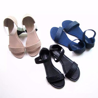 Ladies Shoes Women Sandals Comfort Woven