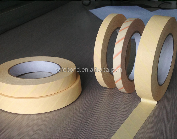 Medical and dental use EO autoclave sterilization indicator tape
