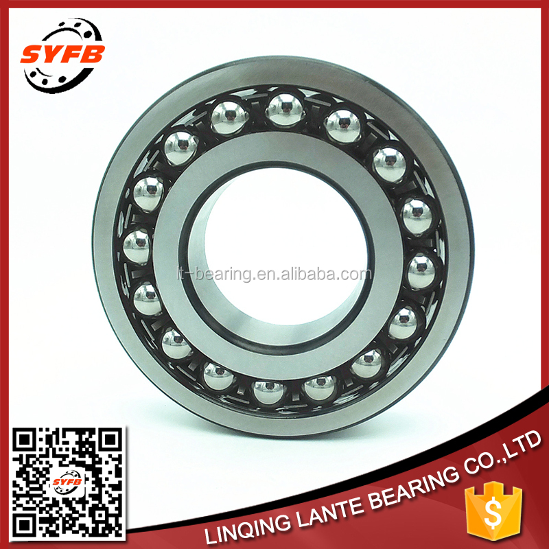 Double row big size 1620 self-aligning ball bearings 2320 made in china