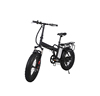 20 Inch folding fat chopper motorized bike with 36V 12ah lithium battery