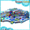 Dog Theme Park Customized Size Matching Playground Equipment on Basis of Your Floor Plan or CAD Drawings