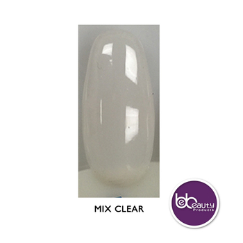 Mix Clear - Acrylic Powder - Made In USA