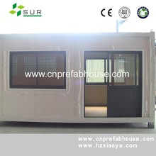 China Supplier Shipping Prefab Container Homes for Sale