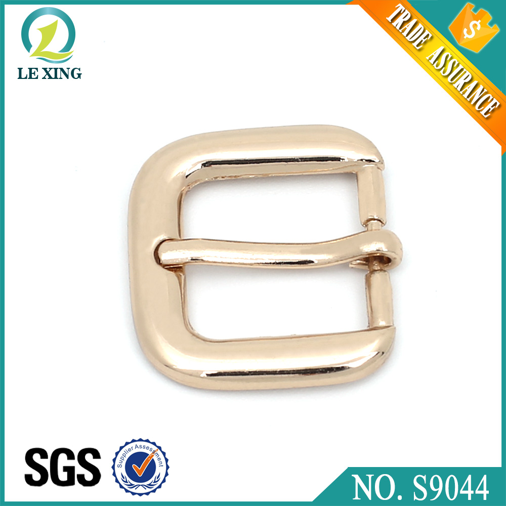 Wholesale fashion 20mm custom quick release belt buckle handbag hardware