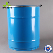 200L chemical oil drum with top cover
