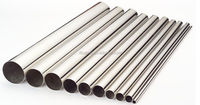 hot sale polished welded stainless steel tubing 201