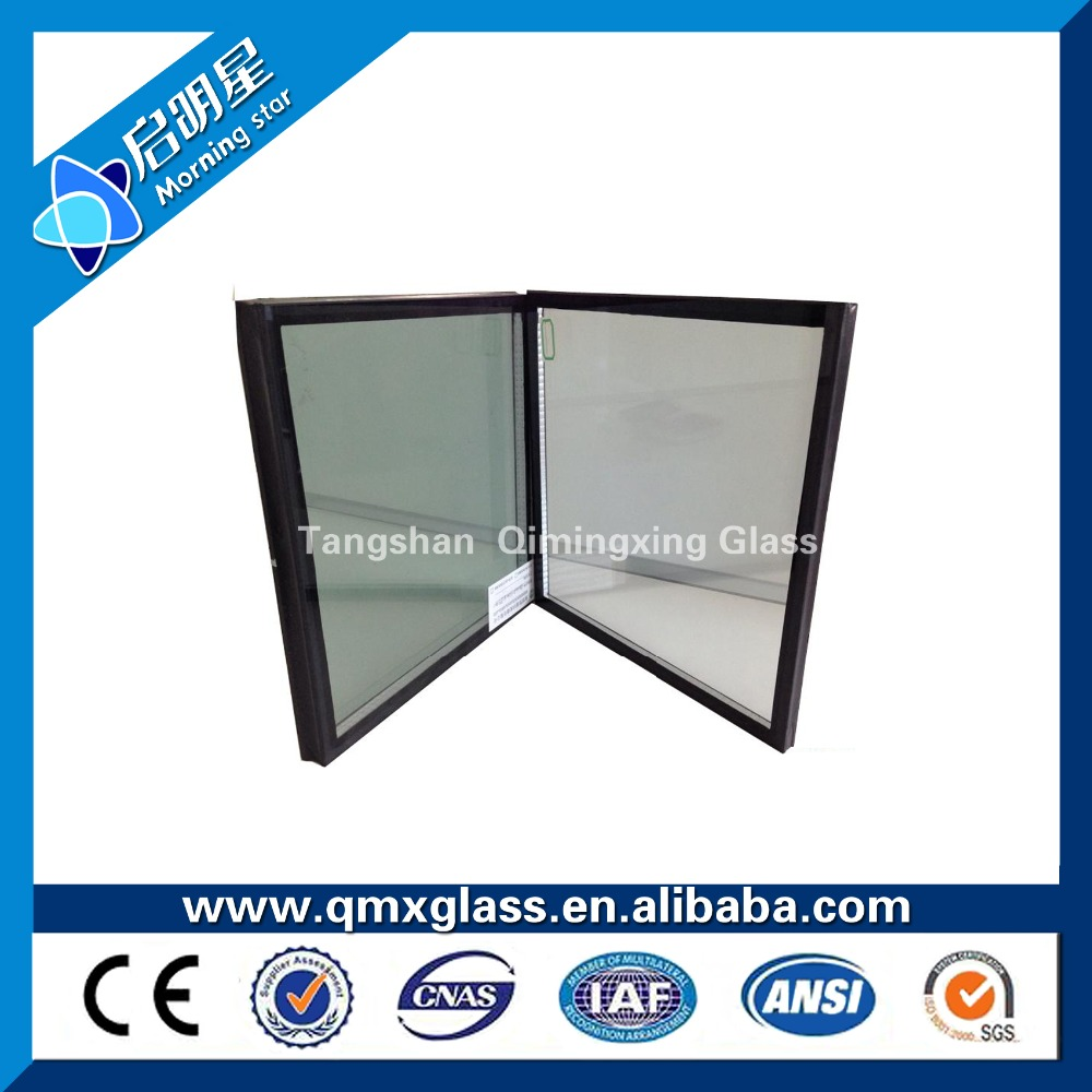 China factory Low-e double glazing insulating glass