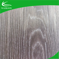 high quality decotived reconstituted veneer ebony veneer ,oak, cherry ect for furniture.
