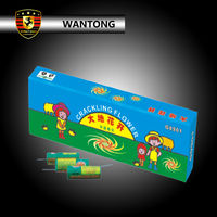 S0901 Ground Bloom Spinner Fireworks For Toy Fireworks