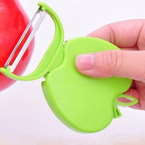 Kitchen Fruit Tool Apple Pear Carrot Potato Mini Foldable Peeler