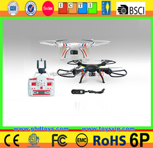 Smart phone 2.4G control drone with camera WIFI Real time dron with wireless connection